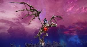 temporarily enable the spirit of halloween 7 amazing mounts coming to riders of icarus u0027 rift of the damned