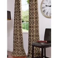 Cotton Drapes Ethiopia Printed Cotton Curtains And Drapes By Halfpricedrapes Com