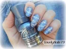 nail art effet jeans inspiration l u0027îlot nailart youtube