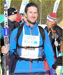 pippa middleton competes in ski race with boyfriend james matthews