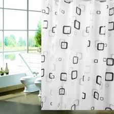 Shower Curtain Sale Discount Black White Shower Curtains 2017 Black White Shower