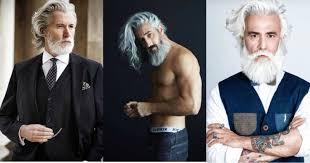 10 pria tua ini malah semakin hot ketika usianya sudah setengah abad