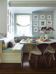 Modern Banquette Dining Sets Modern Banquette Seating Dining Room Traditional With Whitewashed