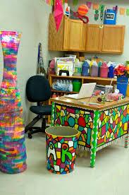 Teacher Desk Organization by This Little Blog Of Mine Teacher Desk Makeover