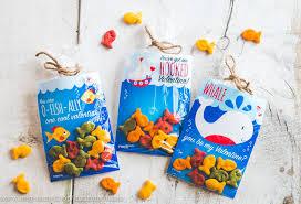 fish valentines instant 3 printable classroom valentines goldfish