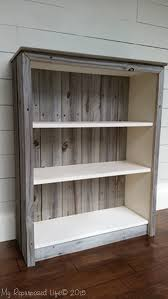 donate ikea furniture ikea billy bookcase reclaimed wood repurposed tiny house