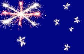 Ustralia Flag Photo Of Sparkling Australian Flag Free Australian Stock Images