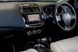 mitsubishi asx 2016 interior revised mitsubishi asx crossover arrives in the uk mitsubishi
