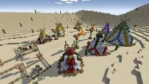 Minecraft 1 8 Adventure Maps 1 7 Desperado Wild West Map 50 000 Downloads Maps
