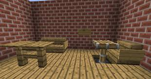 Minecraft How To Make A Furniture by Minecraft Furniture Easy How To Contest Minecraft Blog