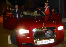 roll royce karachi omg txs angela peter u0026 stanley ho for an exquisite dinner party