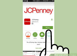 how to get jcpenney coupons 9 steps with pictures wikihow
