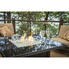 amazing table with fire pit build a patio table with fire pit