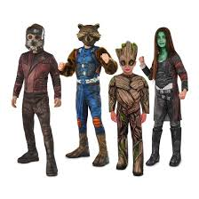 Guardians Galaxy Halloween Costumes Guardians Galaxy Costume Collection Target