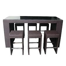 Patio High Chairs Idea High Top Outdoor Furniture Or Patio High Top Patio Table