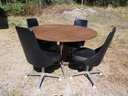 chromcraft table and chairs vintage mid century modern chromcraft dinette set dining table 4
