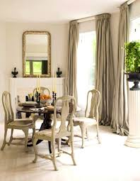 curtain ideas for dining room home design 87 glamorous dining room curtains ideass