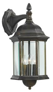 Outdoor Light Fixture With Power Outlet by Products Kenroy Home