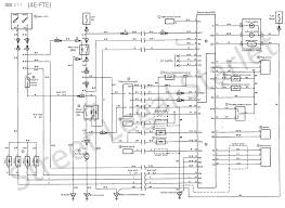 toyota starlet ep82 wiring diagram 34 wiring diagram images
