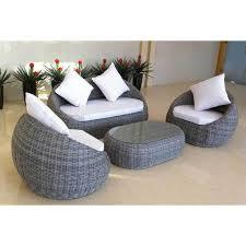 canape de jardin en resine tressee pas cher mobilier de jardin pas cher en resine tressee stunning mobilier de