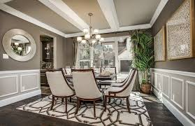 Carpeted Dining Room Adorable Dining Room With Carpet Wainscoting Zillow Digs At