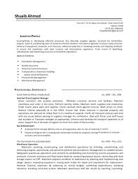 Truck Dispatcher Resume Examples Dispatcher Cover Letters