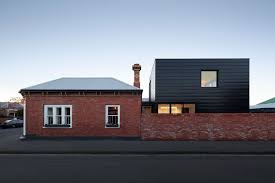 Prefab Homes Located In Brunswick Vic A Modular Extension Designed By