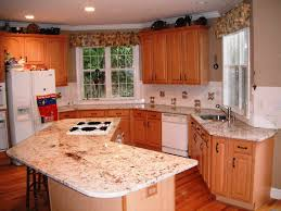 Laminate Flooring With Oak Cabinets Best Fresh White Springs Granite Countertops For Kitchen 777