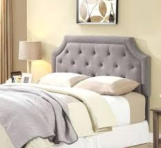 tufted headboard queen grey tufted headboard with mattress base