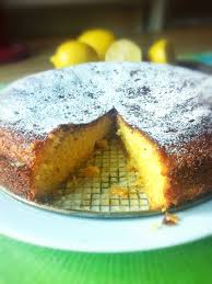 Saffron Mediterranean Kitchen - lemon and saffron semolina cake selma u0027s table