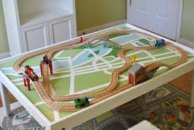 wood train table plans pdf woodworking
