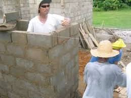 concrete block houses how to build a cinder block house hunker