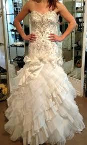wu bridal wu 15477 700 size 8 sle wedding dresses