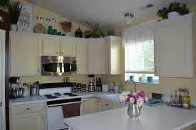 space above kitchen cabinets ideas space above kitchen cabinets kitchen design ideas kitchen