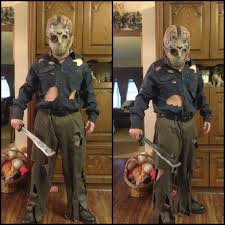 jason costumes the start of my jason goes to hell costume by rising darkness cos