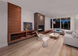 Laminate Flooring In Canada Bright Contemporary Home In Edmonton Canada