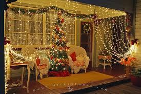 christmas lights display south island photo information