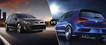 2015 Golf R Msrp 2015 Volkswagen Golf Gti Vs 2015 Volkswagen Golf R