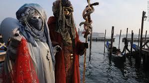 venetian jester costume carnival of venice mysterious masks make the celebration cnn travel
