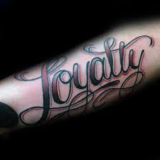 50 loyalty tattoos for faithful ink design ideas