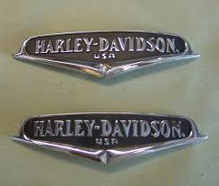 harley davidson tank emblems medallions for sale attitude