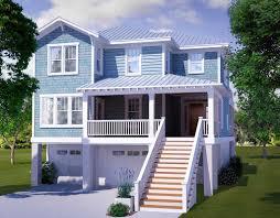 narrow lot cottage plans house floor plan raised plans houses narrow lot lrg cool