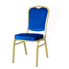 banquet chair padded banquet chair hire blue gold caterhire