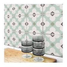 sticker pour carrelage cuisine stickers pour carrelage de salle de bain ou cuisine carreaux noir et