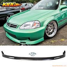 2000 honda civic spoiler aliexpress com buy for 99 00 honda civic ek bys urethane front
