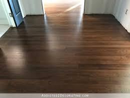 Can Laminate Flooring Be Refinished My Newly Refinished Red Oak Hardwood Floors