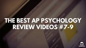 the best ap psychology review videos crash course psychology 7