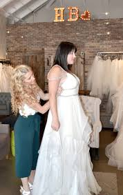 everything i learned from wedding dress shopping with designer