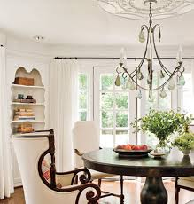 elegant dining room light for round table for traditional dining