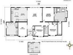 Double Wide Homes Floor Plans Double Wide Mobile Home Floor Plans Texas Http Modtopiastudio